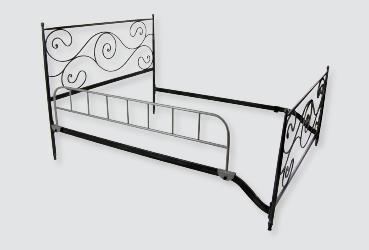 Accessori in ferro battuto SPONDINA ANTICADUTA