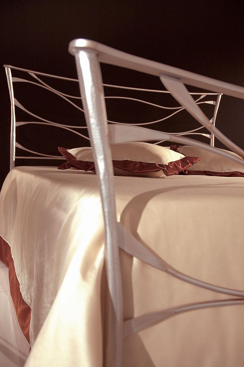 Letti singoli ferro battuto bianco : letto singolo ferro battuto ...