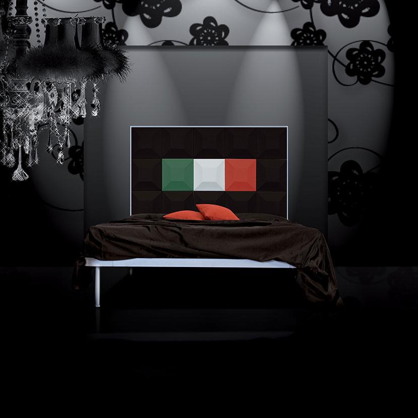 Letto in ferro battuto CHOCOLATE serie BIANCO - 9